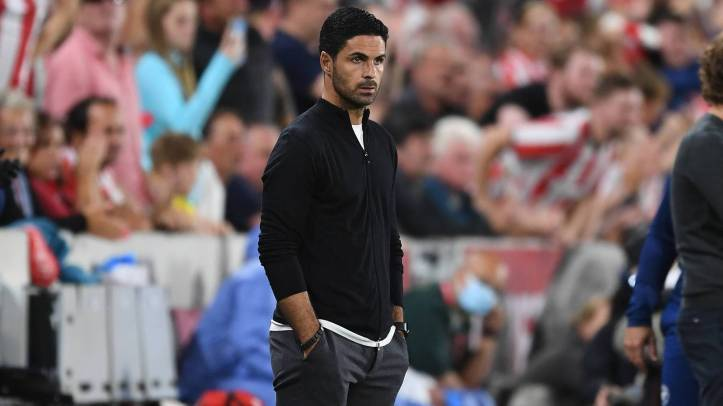 A lot of pressure rests on the shoulders of Mikel Arteta   Arsenal vs Chelsea
