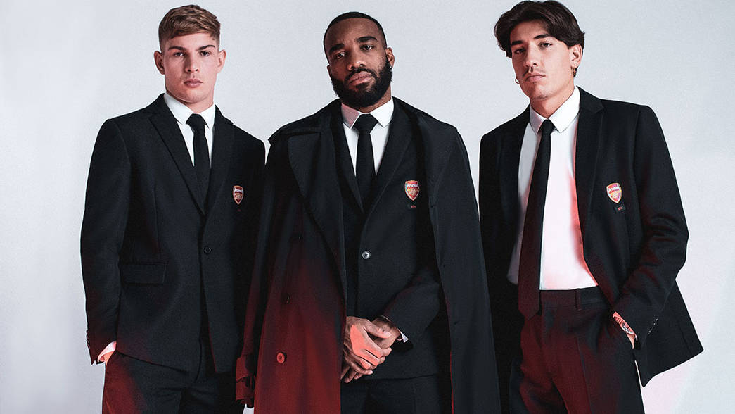 arsenal partners with 424 club