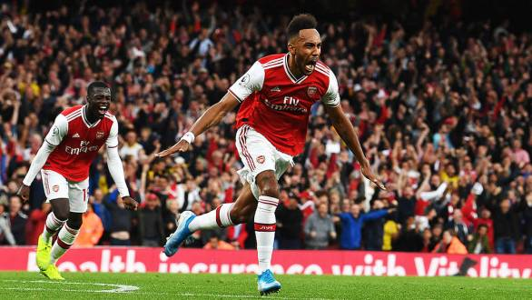 Quiz: Pierre-Emerick Aubameyang's 50 Arsenal goals | Quiz | News ...