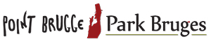 Point Brugge Park Bruges Joint Logo
