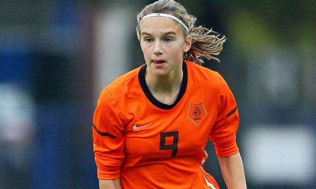 Done deal: Arsenal ladies complete signing of Miedema