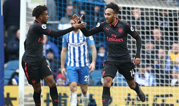Aubameyang and Lacazette Should Benefit from a Full Pre-Season Together