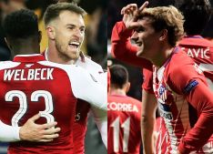 Arsenal vs Athletico