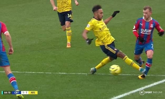 Aubameyang's Red Card Upheld Despite Appeal