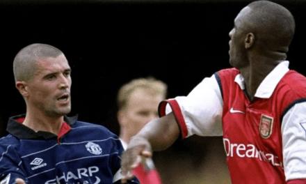 Arsenal v Man United – New Year's Day Team News