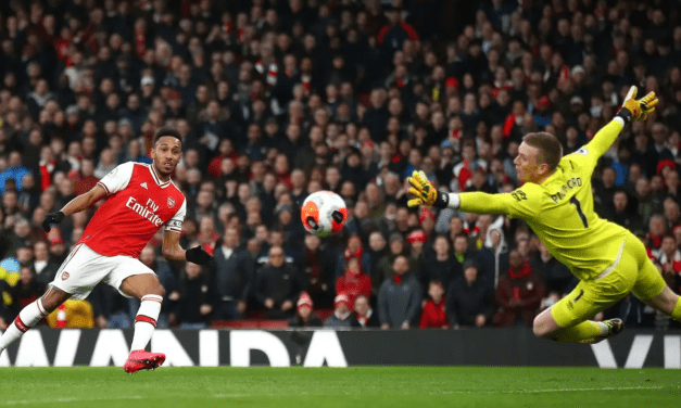 Arsenal 3-2 Everton – Second half, minute by minute…