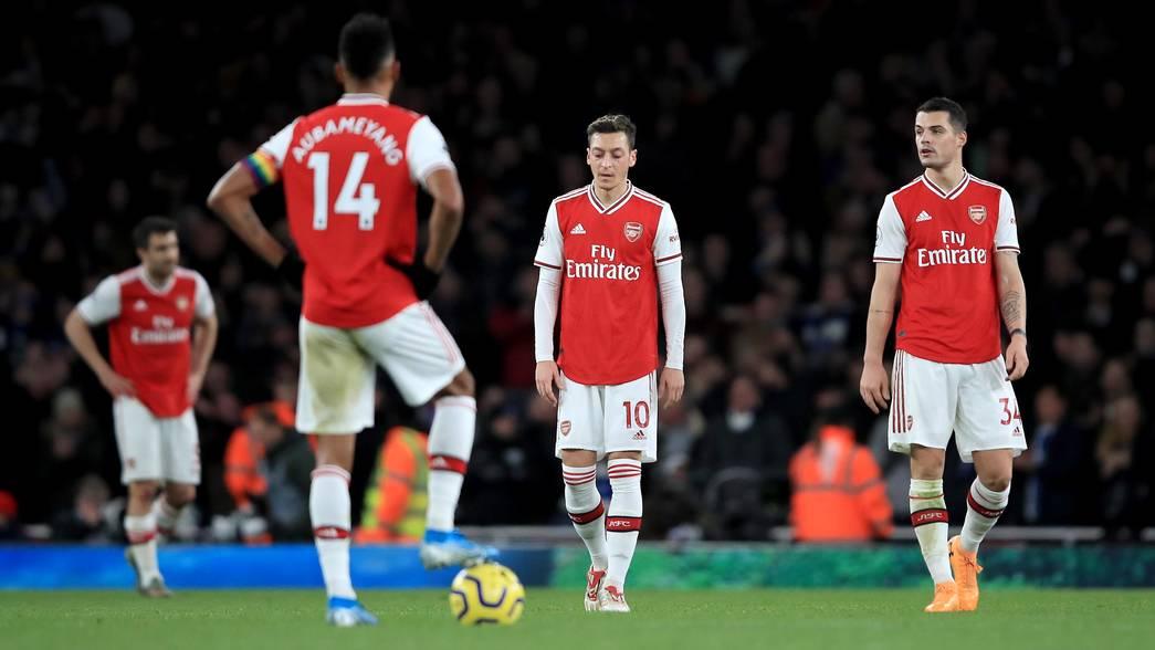 A New Low – Arsenal 1-2 Brighton