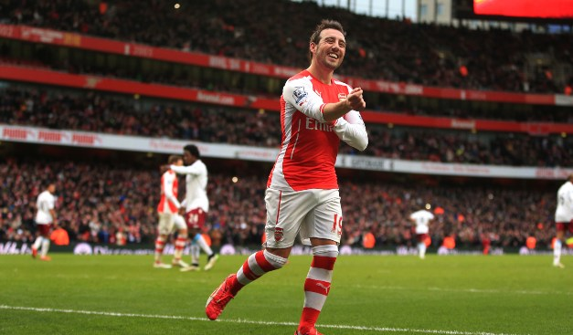 Ankle Injury Spoilt Arsenal Goodbye for Magical Cazorla – Could He Return?