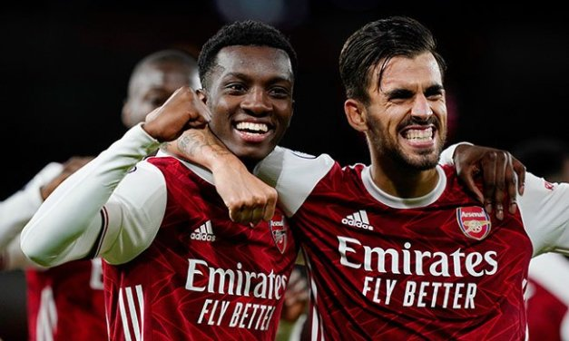 Arsenal 2-1 West Ham – Arsenal leave it late