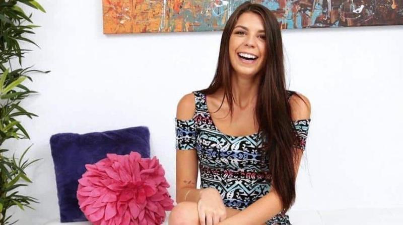 Murió la actriz porno Olivia Lua y se convirtió en el quinto caso de la industria en menos de tres meses