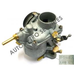 Carburateur Solex 28 Ibt Echange Reparation Auto Retro Services Ile De France