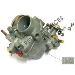 Carburateur Solex 22 Icbt Echange Reparation Auto Retro Services Ile De France