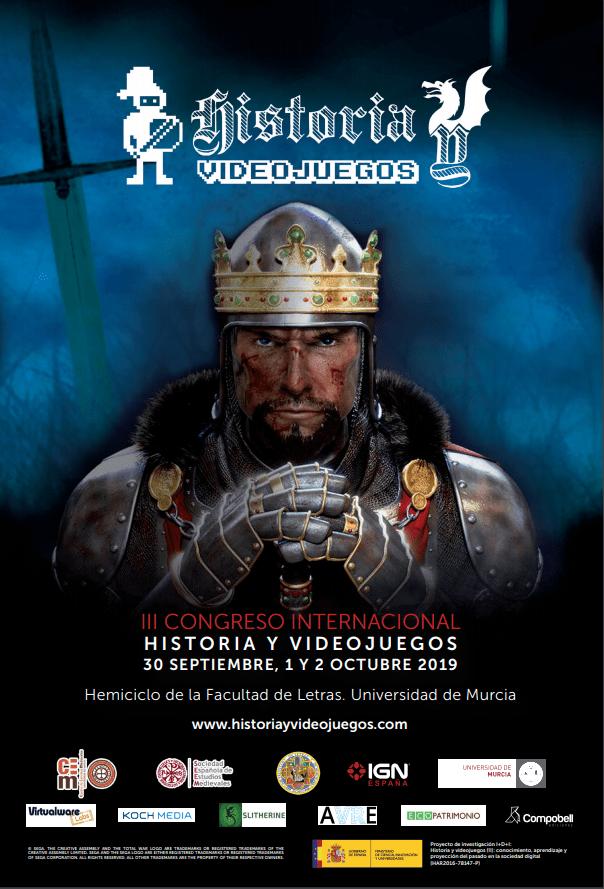 III Congreso Internacional de Historia y Videojuegos