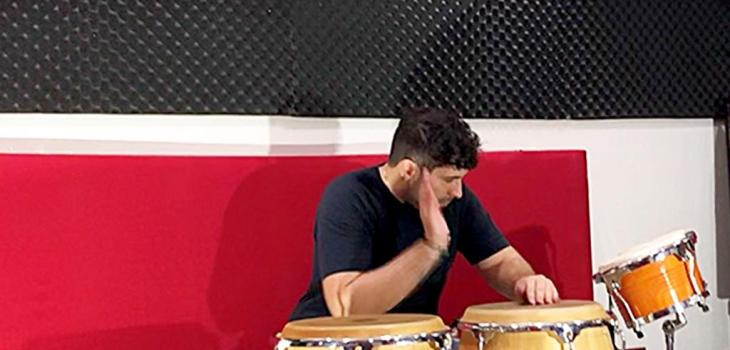 corso di percussioni Napoli