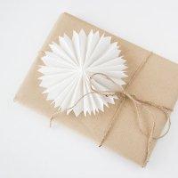 * 10 * Papiersterne - die perfekte Low - Budget Dekoration