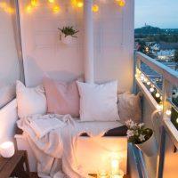 So bleibt der Balkon auch im Herbst mein Lieblingsplatz - DIY Sitzbox