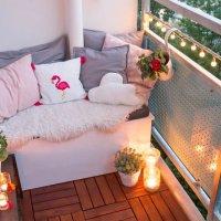 10 Tipps für einen super gemütlichen Balkon