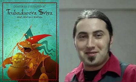 ''Trubadurova svita'' - Dimitrije Stevanović