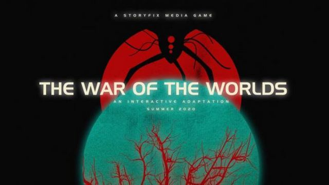 The War of the Worlds: An Interactive Adaptation