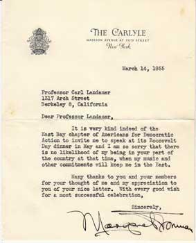 Declining invitation inviview tls to professor carl landauer declining invitation speak before spiritdancerdesigns Image collections