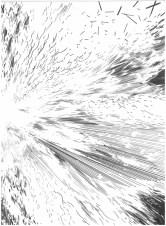 Abdelkader Benchamma, Dessin sans titre, extrait de Random, 2014 © Abdelkader Benchamma Courtesy galerie du jour agnès b.