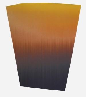 10 - Chesnier Claire - CCLXXXVIII, 2014, 147 x 132,5 cm, encre sur papier (Jacques Deret)