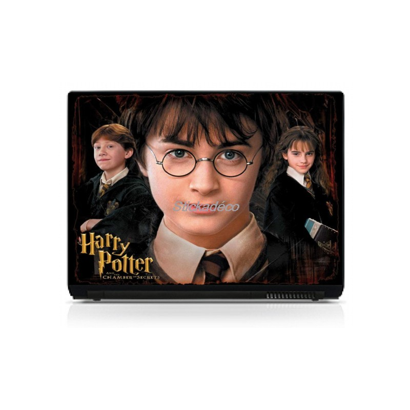 stickers autocollants pc portable harry