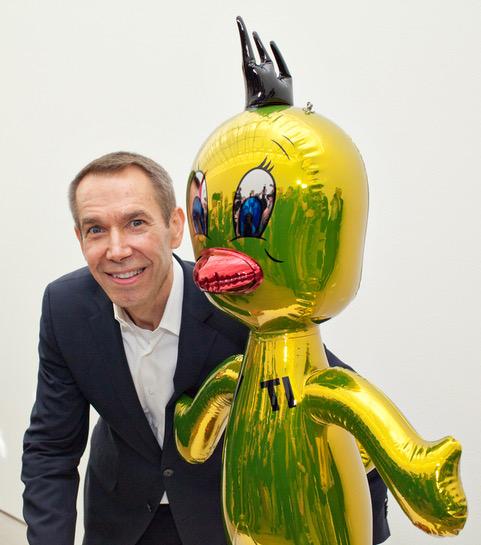 Art Loft Classic Pop Art Jeff Koons Jeff Koons