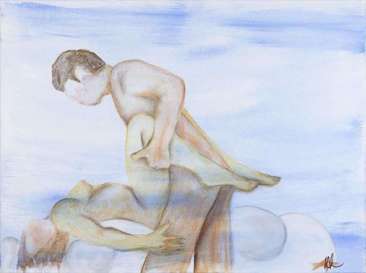 Aktmalerei Und Figurative Gemalde Und Zeichnungen Atelier Rotetanais
