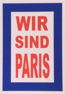 Wir sind Paris