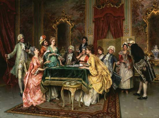 Arturo Ricci - The pack of cards
