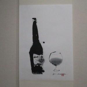 内田鋼一 ワインとグラス