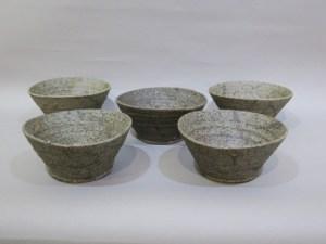 加守田章二 炻器鉢