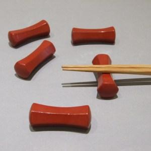 黒田辰秋 箸置