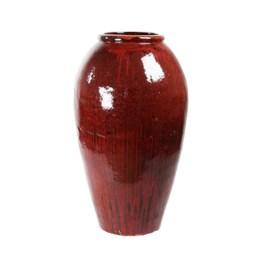 Pot mystic red