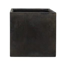 Pot square black