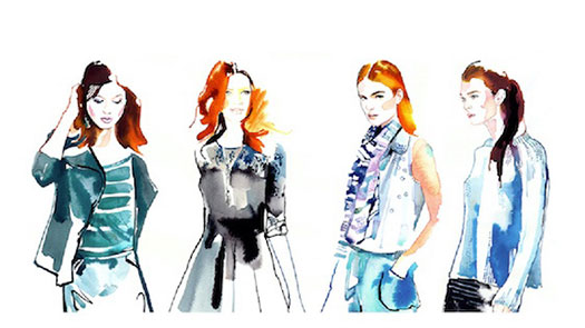 Introduction to Fashion Illustration  Saturday 25 November 2017     Saturday 25 November 2017  Introduction to Fashion Illustration