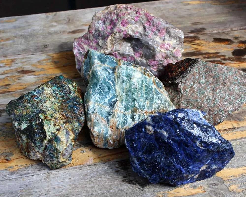 Rough-Materials
