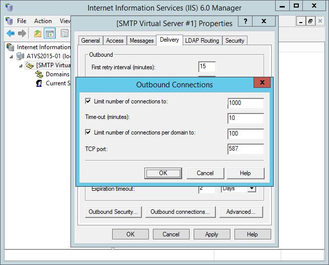 SMTP Adapter