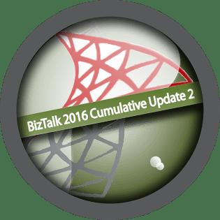 BizTalk Server 2016 CU2