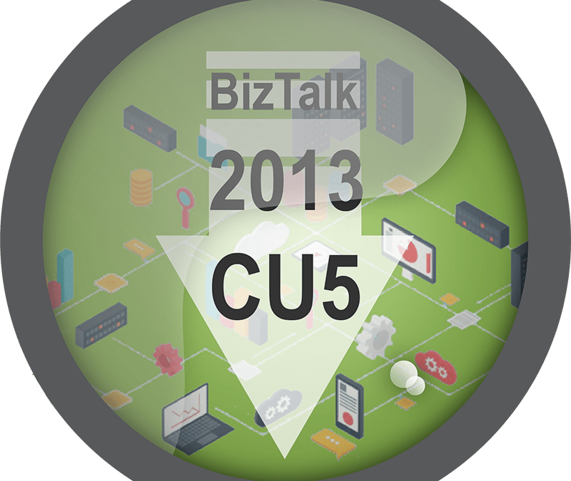 Power your Enterprise with Microsoft BizTalk 2013 CU5