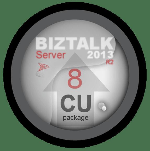 CU Package 8 – BizTalk Server 2013 R2. Improved for you.