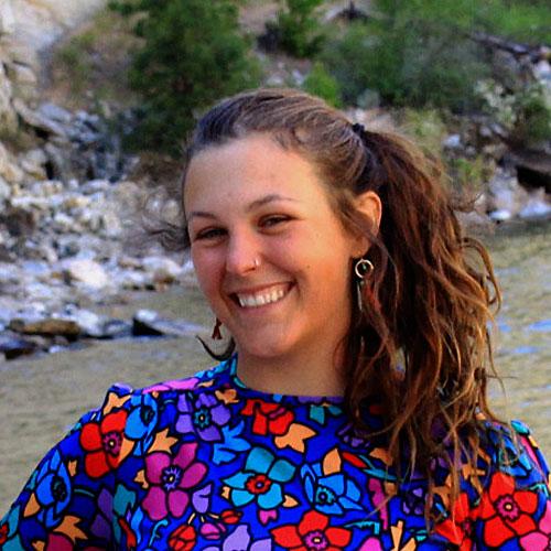 Rachel Nabors, river guide for ARTA River Trips