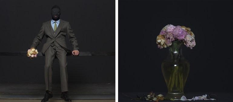 Mustafa Sabbagh: artlemma_untitled, 2014 - dittico, stampe fine art su dibond, ed. di 5 + 1 pa | courtesy: l'artista, Galleria Marcolini - Forlì