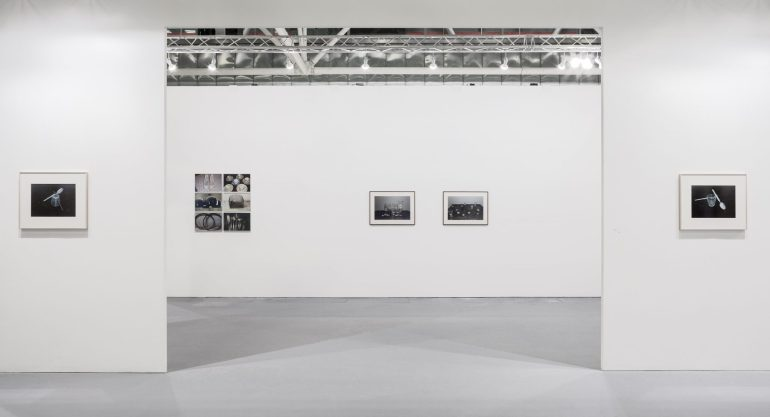 ArteFiera 2019 | 2 vedute sullo stand dedicato ad Alessandra Spranzi | courtesy P420, Bologna