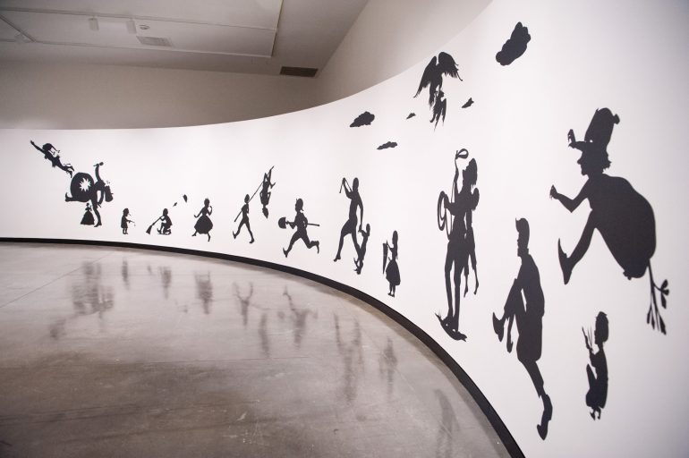 "Kara Walker:  ""Virginia Lynch Mob"""