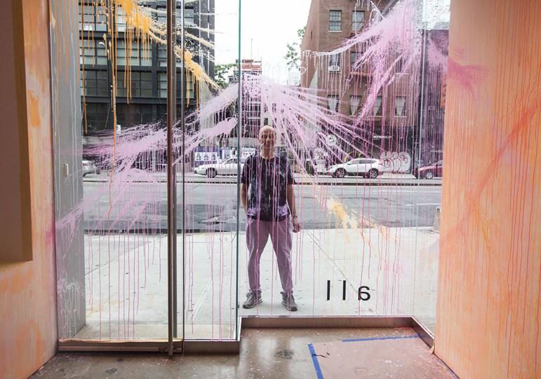 Alberto Di Fabio alla NY Gr gallery  2017