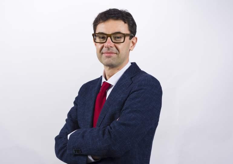 Paolo Bolpagni (ph. Lucio Ghilardi, Lucca)
