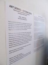 1. Art Senses näitus Pärnus