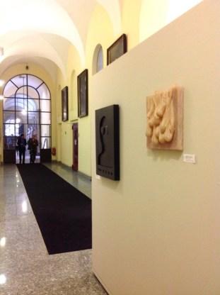 56 artisti vedenti Art Senses